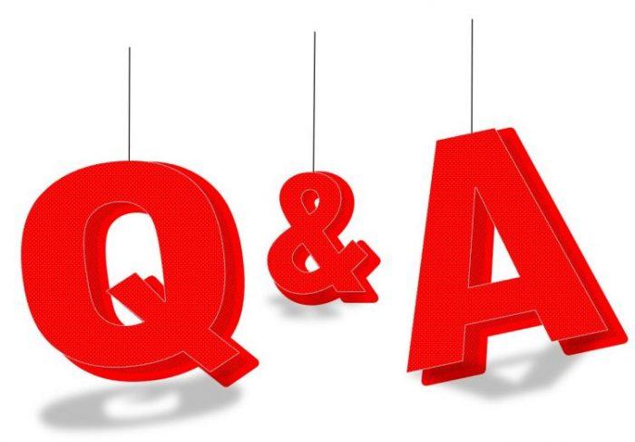 Q&A ご不明な点はお気軽にお問い合わせください