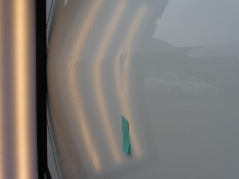 NV150のデントリペアはガッチガチのデッドニングだった件【つくばみらい市】