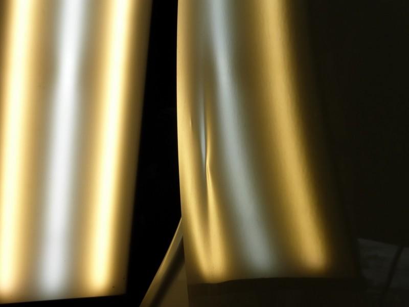 インプレッサのドアパンチは凹みと出っ張りデントリペア【土浦市】