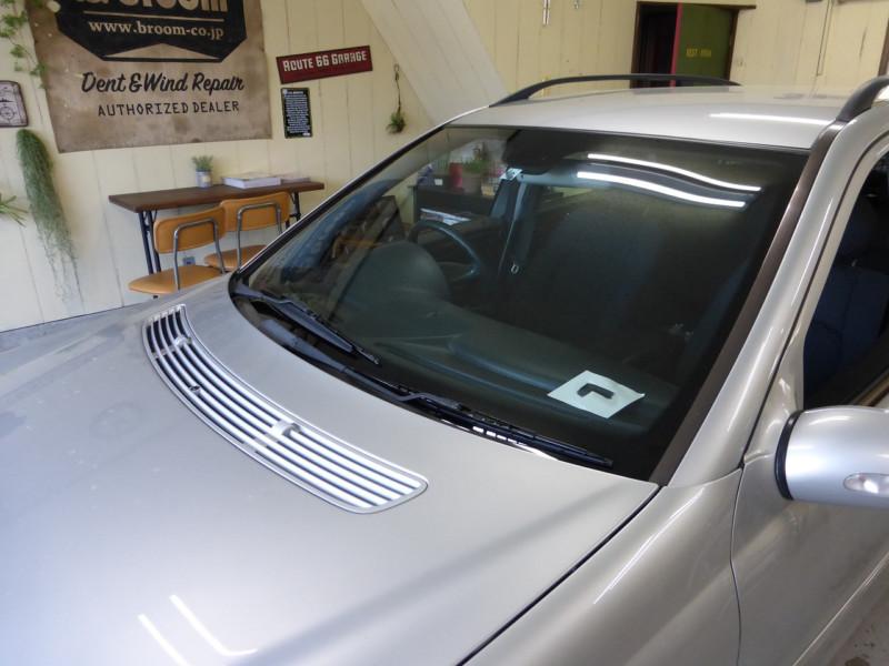 輸入車のフロントガラス交換も格安|茨城県取手市 broom-ブルーム