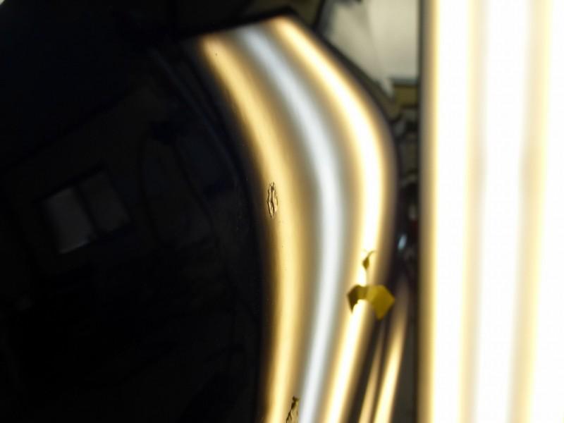 ルノールーテシア クォーターとドアのデントリペア【取手市】