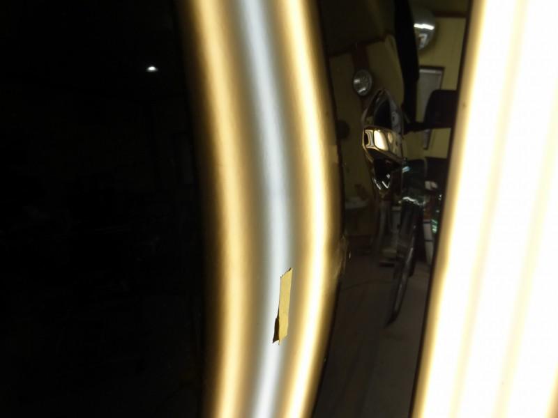 20ヴェルファイア 前後のドアをデントリペア【守谷市】